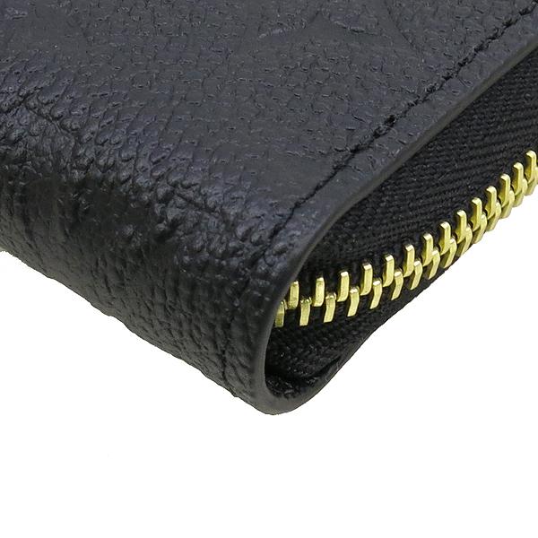 Louis Vuitton(루이비통) M61864 모노그램 앙프랑뜨 블랙 컬러 지피 월릿 장지갑 [잠실점] 이미지5 - 고이비토 중고명품