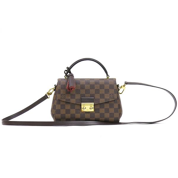 Louis Vuitton(루이비통) N53000 다미에 에벤 캔버스 Croisette 크로아젯 토트백 + 숄더스트랩 2WAY [강남본점] 이미지2 - 고이비토 중고명품