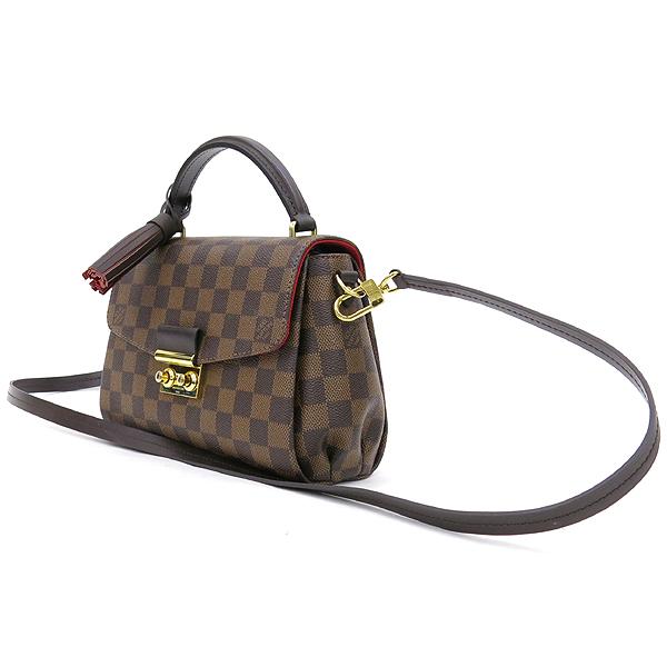 Louis Vuitton(루이비통) N53000 다미에 에벤 캔버스 Croisette 크로아젯 토트백 + 숄더스트랩 2WAY [강남본점] 이미지3 - 고이비토 중고명품