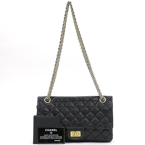 Chanel(샤넬) A37586 2.55 빈티지 클래식 S 사이즈 빈티지 체인 숄더백 [강남본점]