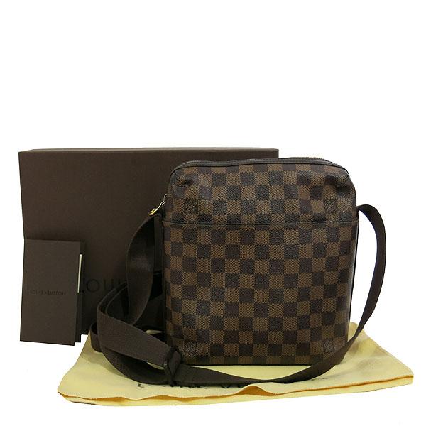 Louis Vuitton(루이비통) N41135 다미에 에벤 캔버스 트로터 보부르 크로스백 [대구동성로점]