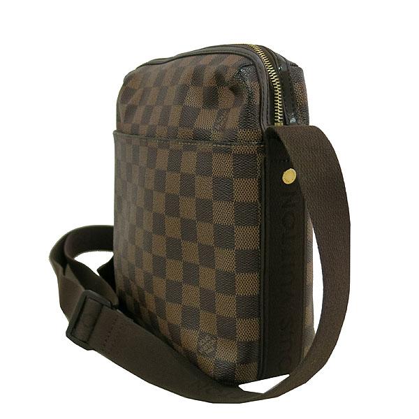 Louis Vuitton(루이비통) N41135 다미에 에벤 캔버스 트로터 보부르 크로스백 [대구동성로점] 이미지3 - 고이비토 중고명품