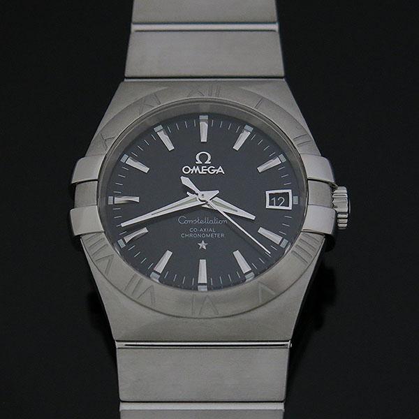Omega(오메가) 123.10.35.20.01.001 컨스틸레이션 Co-Axial(코엑시얼) 오토매틱 시스루백 스틸 남성용 시계 [대구동성로점] 이미지2 - 고이비토 중고명품