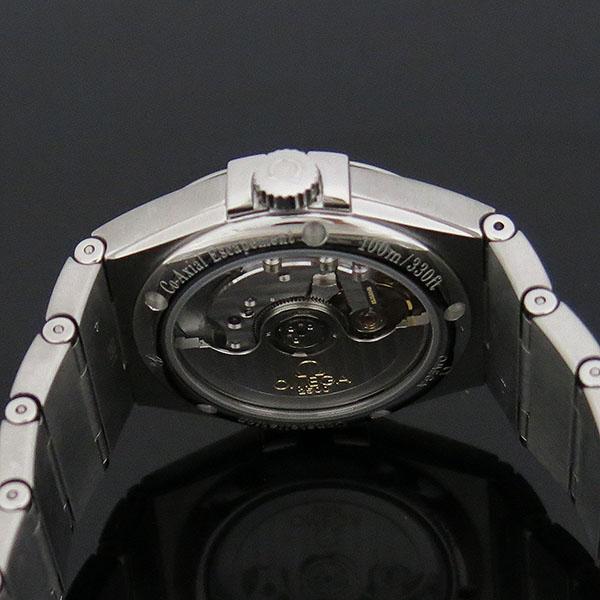 Omega(오메가) 123.10.35.20.01.001 컨스틸레이션 Co-Axial(코엑시얼) 오토매틱 시스루백 스틸 남성용 시계 [대구동성로점] 이미지4 - 고이비토 중고명품
