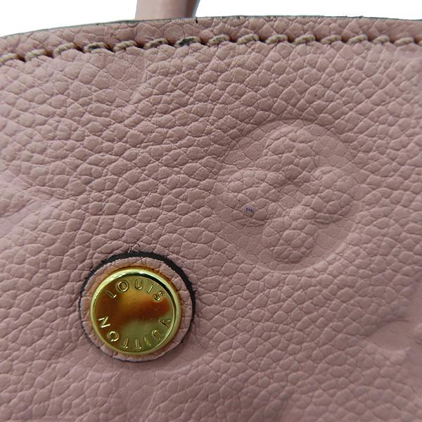 Louis Vuitton(루이비통) M44123 모노그램 앙프렝뜨 로즈 파우더(Rose Poudre) 몽테뉴 BB 미니 토트백 + 스트랩 2WAY [대구황금점] 이미지6 - 고이비토 중고명품