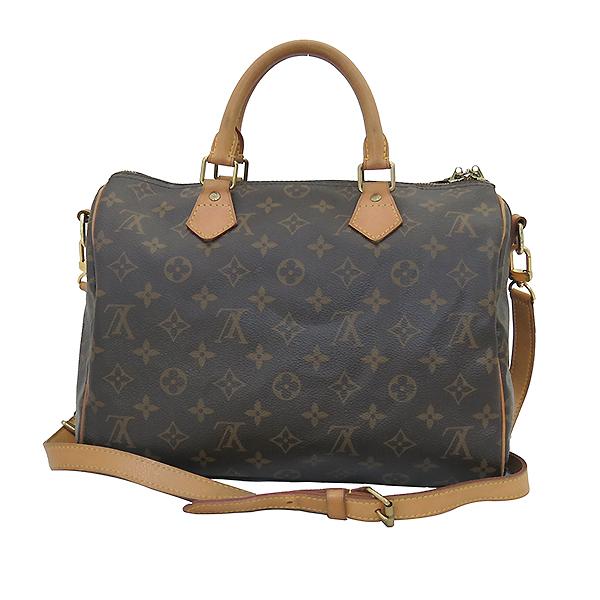 Louis Vuitton(루이비통) M40391 모노그램 캔버스 스피디 반둘리에 30 토트백+숄더스트랩 2WAY [부산센텀본점]