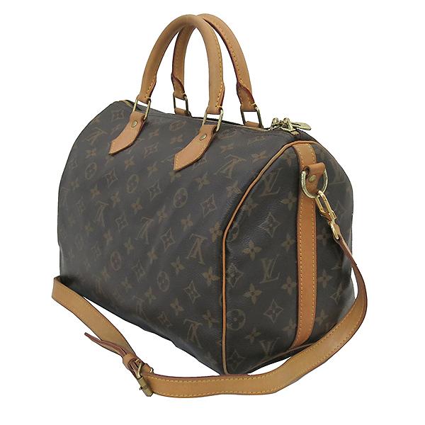 Louis Vuitton(루이비통) M40391 모노그램 캔버스 스피디 반둘리에 30 토트백+숄더스트랩 2WAY [부산센텀본점] 이미지2 - 고이비토 중고명품