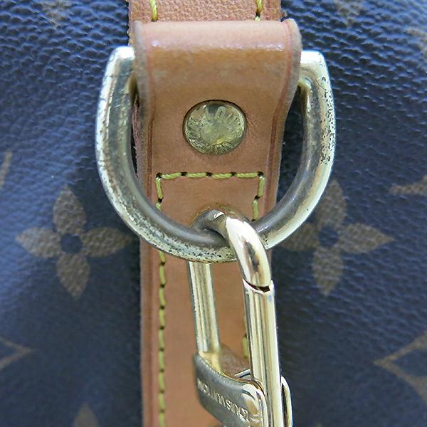 Louis Vuitton(루이비통) M40391 모노그램 캔버스 스피디 반둘리에 30 토트백+숄더스트랩 2WAY [부산센텀본점] 이미지3 - 고이비토 중고명품