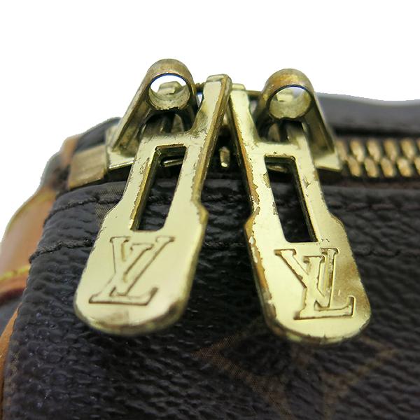 Louis Vuitton(루이비통) M40391 모노그램 캔버스 스피디 반둘리에 30 토트백+숄더스트랩 2WAY [부산센텀본점] 이미지4 - 고이비토 중고명품