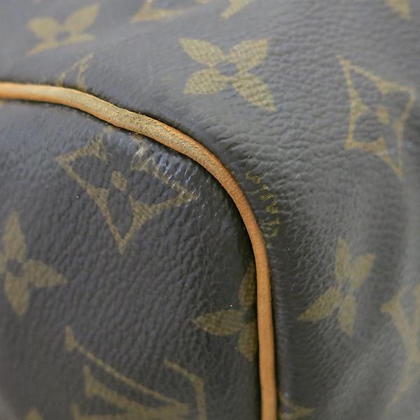 Louis Vuitton(루이비통) M40391 모노그램 캔버스 스피디 반둘리에 30 토트백+숄더스트랩 2WAY [부산센텀본점] 이미지5 - 고이비토 중고명품