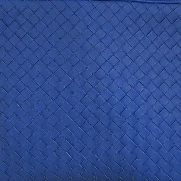 BOTTEGAVENETA (보테가베네타) 493805 블루 컬러 인트레치아토 토르말린 나파 백팩 [동대문점] 이미지4 - 고이비토 중고명품