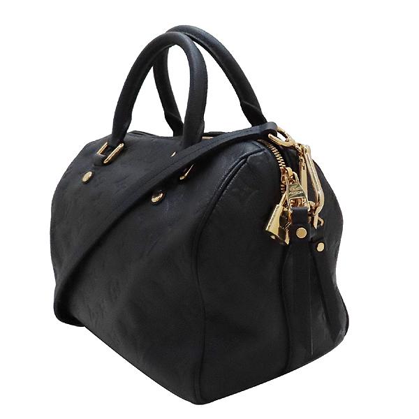 Louis Vuitton(루이비통) M40762 모노그램 앙프렝트 스피디 반둘리에 25 토트백+숄더 스트랩 [인천점] 이미지3 - 고이비토 중고명품