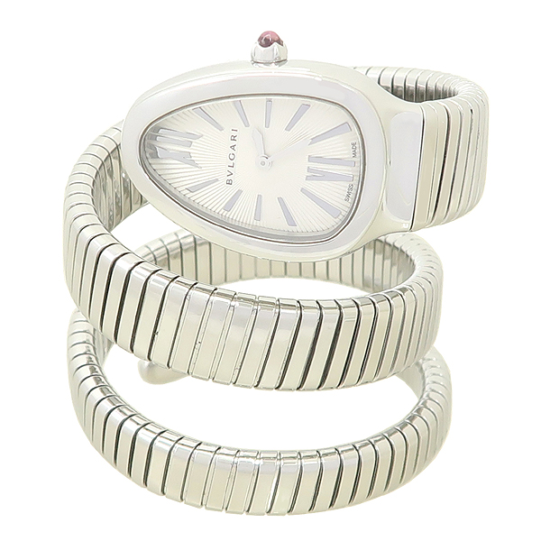 Bvlgari(불가리) SP35S 세르펜티 스틸 쿼츠 여성용 시계 [강남본점] 이미지2 - 고이비토 중고명품