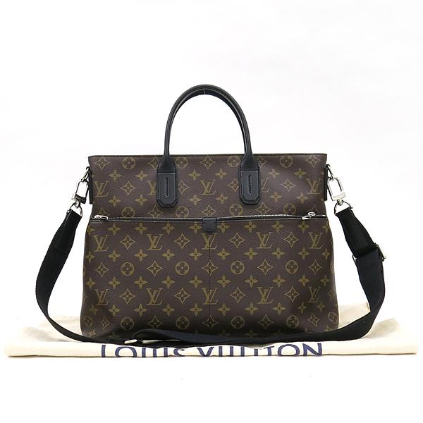 Louis Vuitton(루이비통) M61288 모노그램 마카사르 세븐 데이즈 어위크 서류가방 + 숄더 스트랩 [강남본점]