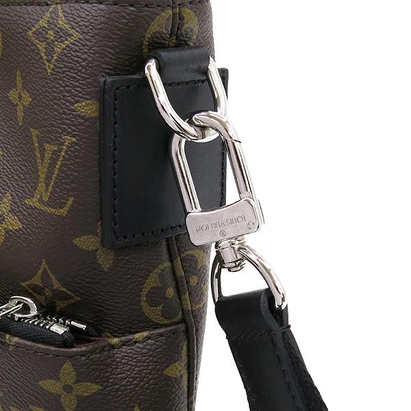 Louis Vuitton(루이비통) M61288 모노그램 마카사르 세븐 데이즈 어위크 서류가방 + 숄더 스트랩 [강남본점] 이미지4 - 고이비토 중고명품