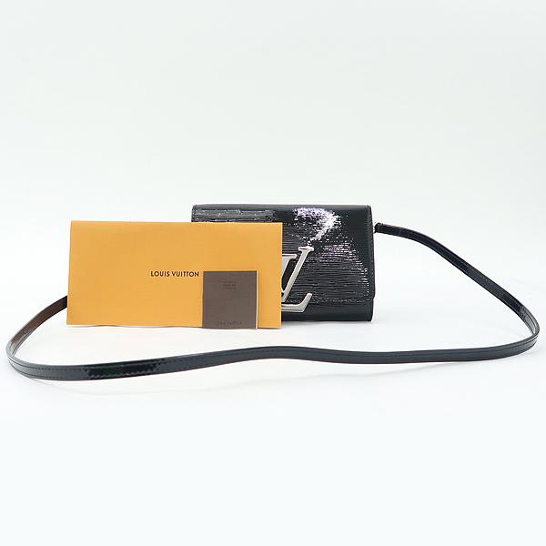 Louis Vuitton(루이비통) M41627 에삐 블랙 페이던트 루이즈 PM 클러치 겸 크로스백 [잠실점]