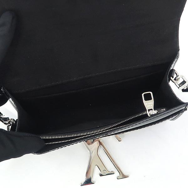 Louis Vuitton(루이비통) M41627 에삐 블랙 페이던트 루이즈 PM 클러치 겸 크로스백 [잠실점] 이미지5 - 고이비토 중고명품