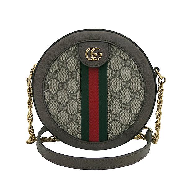 Gucci(구찌) 550618 오피디아 미니 GG 라운드 크로스백 [부산센텀본점] 이미지2 - 고이비토 중고명품