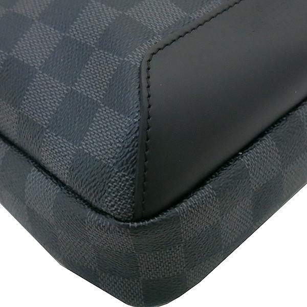 Louis Vuitton(루이비통) N41719 다미에 그라파이트 캔버스 애비뉴 슬링 백 크로스백 [부산센텀본점] 이미지6 - 고이비토 중고명품