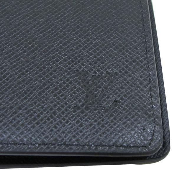 Louis Vuitton(루이비통) M30541 블랙 타이가 레더 롱 월릿 장지갑 [대구반월당본점]