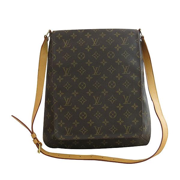 Louis Vuitton(루이비통) M51258 모노그램 캔버스 뮤젯 살사 숄더백 [대구동성로점]