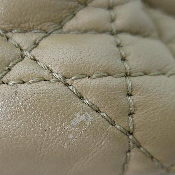 Dior(크리스챤디올) M9803PSSQ 금장 브라운 램스킨 뉴 록 체인 숄더백 [부산센텀본점] 이미지6 - 고이비토 중고명품