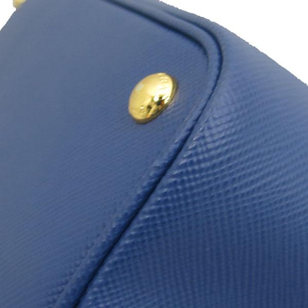 Prada(프라다) BN2775 블루 SAFFIANO(사피아노) CUIR 두블레 토트백 + 숄더 스트랩 [동대문점] 이미지5 - 고이비토 중고명품