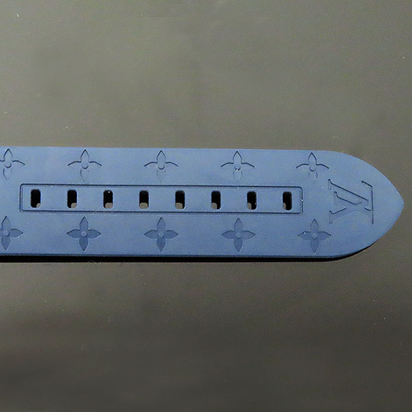 Louis Vuitton(루이비통) QA034Z TAMBOUR(땅부르) 39MM 문스타 블루 크로노그래프 러버밴드 쿼츠 시계 [부산서면롯데점] 이미지5 - 고이비토 중고명품