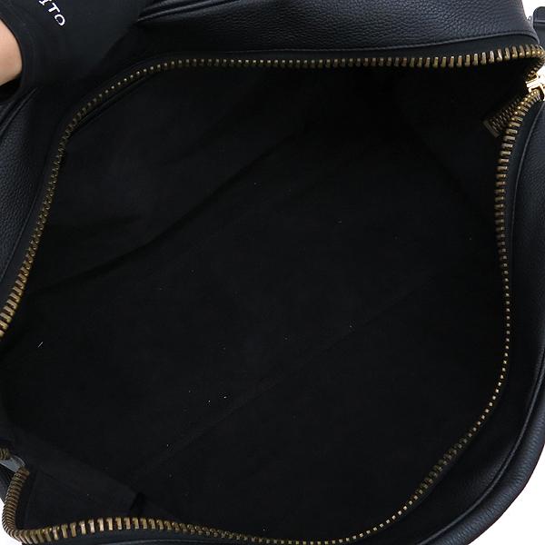 TOMFORD(톰포드) 107H0036T 블랙 레더 보스턴 여행가방 [강남본점] 이미지5 - 고이비토 중고명품