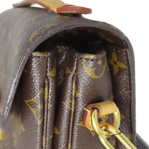 Louis Vuitton(루이비통) M40780 모노그램 캔버스 포쉐트 메티스 토트백 + 숄더 스트랩 [대전본점] 이미지7 - 고이비토 중고명품