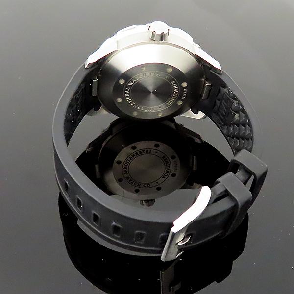 IWC(아이더블유씨) IW356811 AQUATIMER(아쿠아타이머) 화이트 다이얼 오토매틱 42MM 러버밴드 남성용 시계 [대전본점] 이미지5 - 고이비토 중고명품