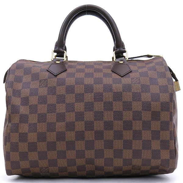Louis Vuitton(루이비통) N41531 다미에 에벤 캔버스 스피디 30 토트백 [강남본점] 이미지2 - 고이비토 중고명품