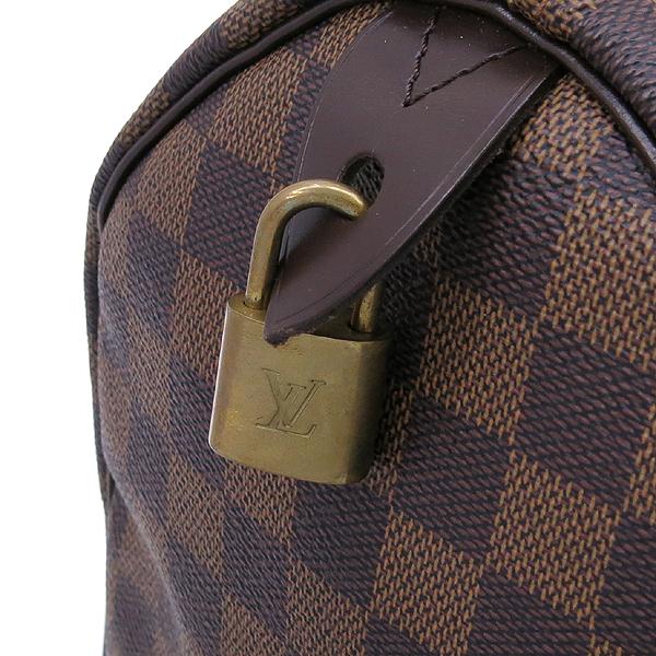 Louis Vuitton(루이비통) N41531 다미에 에벤 캔버스 스피디 30 토트백 [강남본점] 이미지4 - 고이비토 중고명품