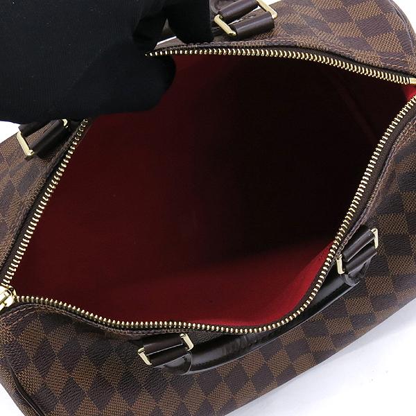 Louis Vuitton(루이비통) N41531 다미에 에벤 캔버스 스피디 30 토트백 [강남본점] 이미지5 - 고이비토 중고명품