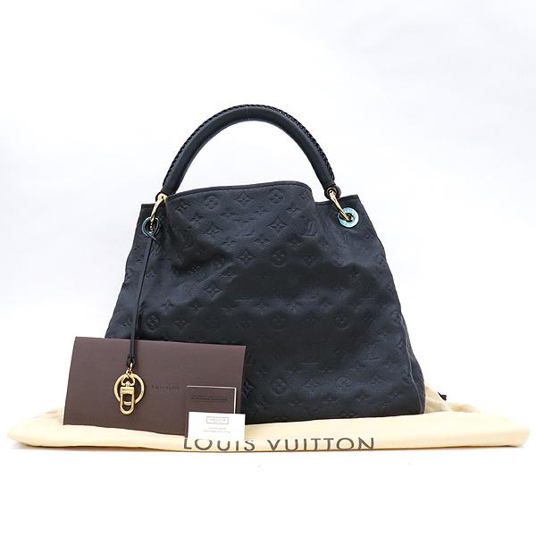Louis Vuitton(루이비통) M41066 모노그램 앙프렝뜨(Noir) 앗치 MM 숄더백 [잠실점]