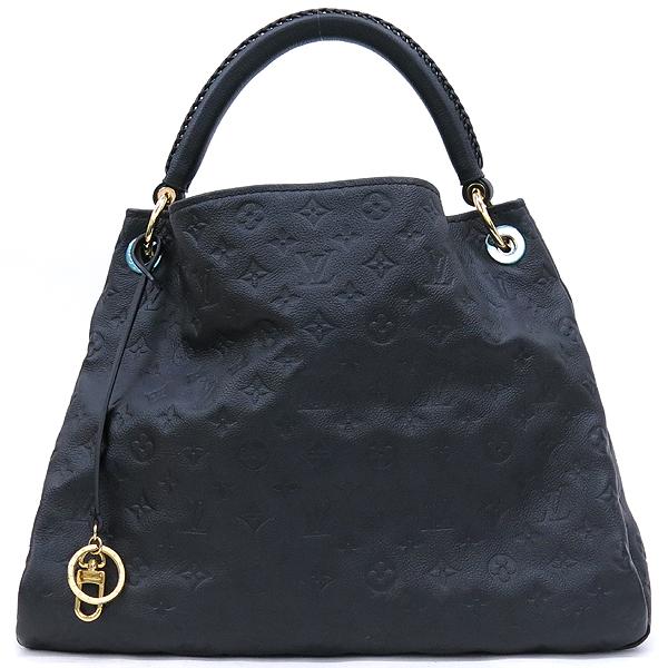 Louis Vuitton(루이비통) M41066 모노그램 앙프렝뜨(Noir) 앗치 MM 숄더백 [잠실점] 이미지2 - 고이비토 중고명품