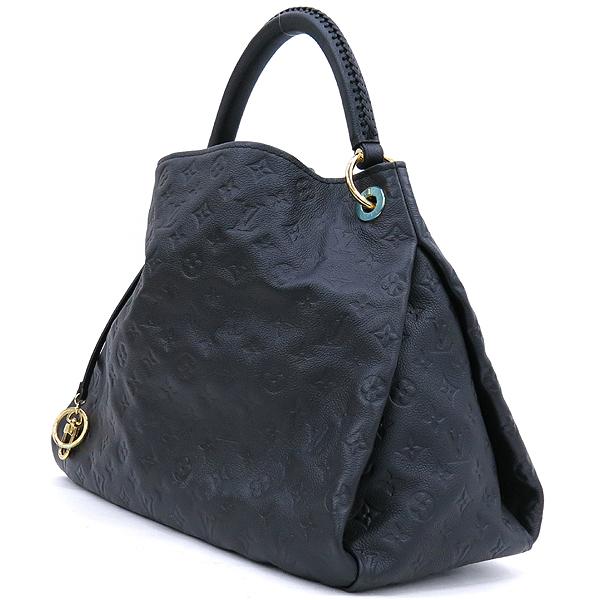 Louis Vuitton(루이비통) M41066 모노그램 앙프렝뜨(Noir) 앗치 MM 숄더백 [잠실점] 이미지3 - 고이비토 중고명품