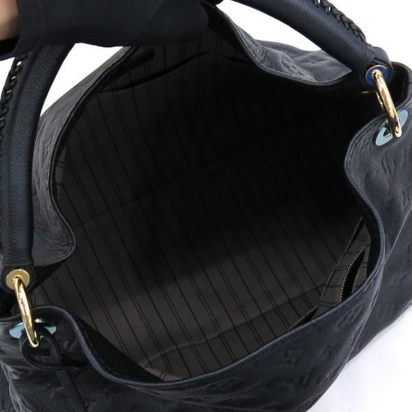 Louis Vuitton(루이비통) M41066 모노그램 앙프렝뜨(Noir) 앗치 MM 숄더백 [잠실점] 이미지5 - 고이비토 중고명품