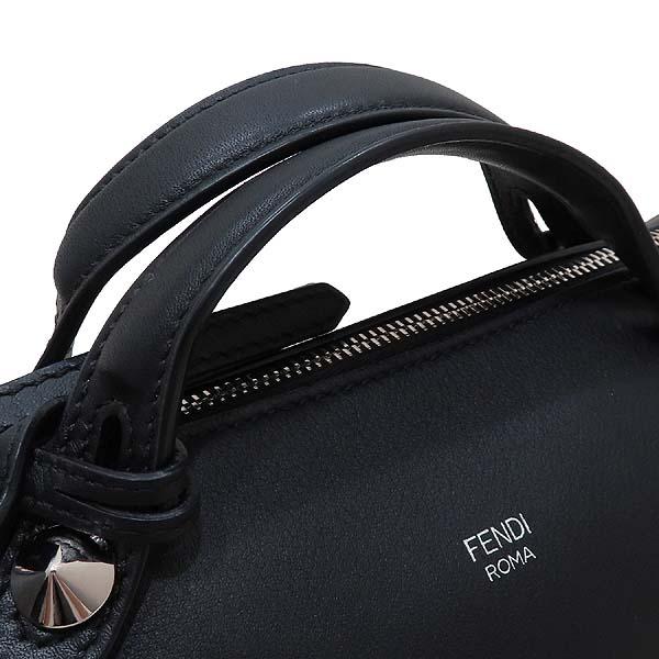 Fendi(펜디) 8BL124 블랙 레더 바이더웨이 토트백 + 숄더 스트랩 2-WAY [인천점] 이미지4 - 고이비토 중고명품