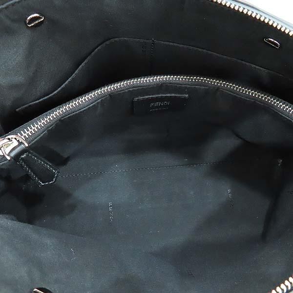 Fendi(펜디) 8BL124 블랙 레더 바이더웨이 토트백 + 숄더 스트랩 2-WAY [인천점] 이미지6 - 고이비토 중고명품