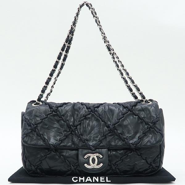 Chanel(샤넬) A48492Y06516 SAC CLASS RABAT(삭 클래스 라바트) 울트라 스티치 체인 숄더백 [강남본점]