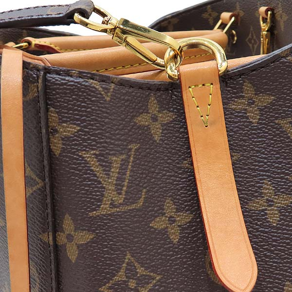 Louis Vuitton(루이비통) M41056 모노그램 캔버스 몽테뉴 MM 토트백 + 숄더스트랩 2WAY [인천점] 이미지4 - 고이비토 중고명품