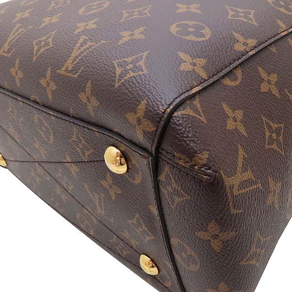 Louis Vuitton(루이비통) M41056 모노그램 캔버스 몽테뉴 MM 토트백 + 숄더스트랩 2WAY [인천점] 이미지5 - 고이비토 중고명품