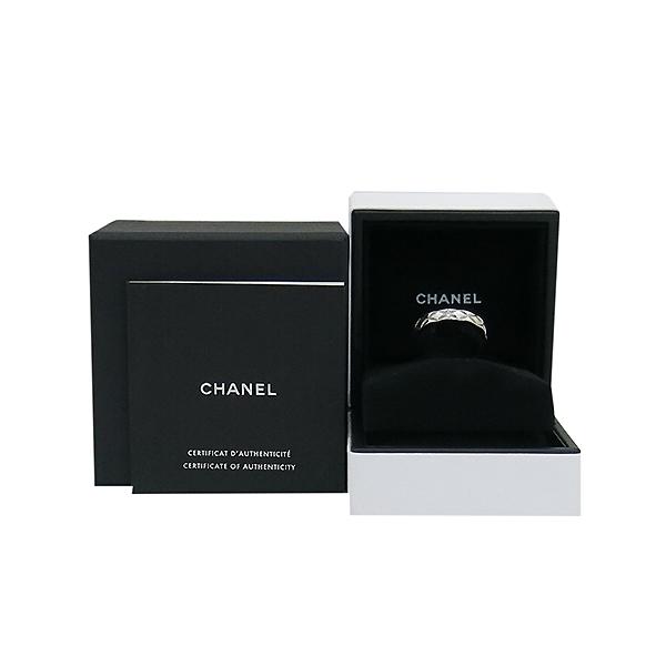 Chanel(샤넬) J282256 PT950 마트라쎄 1포인트 다이아 반지 - 16호 [부산센텀본점]