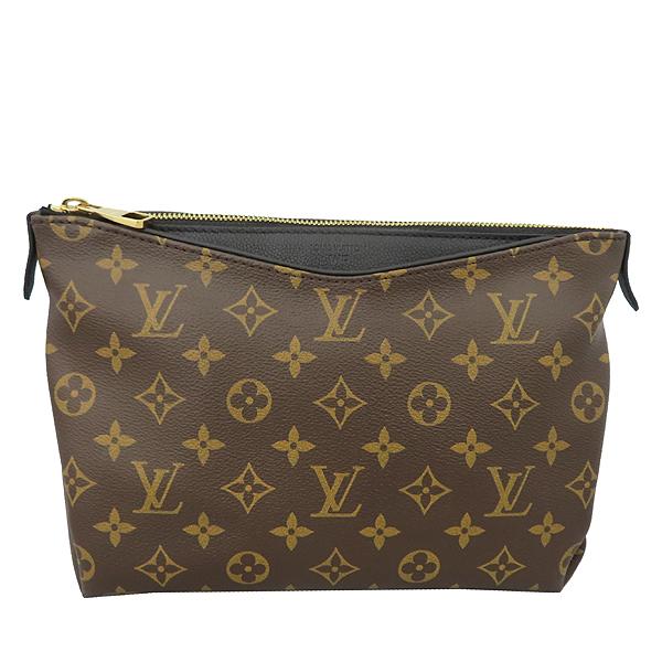 Louis Vuitton(루이비통) M64124 모노그램 캔버스 NOIR 컬러 팔라스 뷰티 케이스 겸 클러치 [대구황금점]