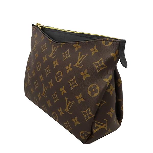 Louis Vuitton(루이비통) M64124 모노그램 캔버스 NOIR 컬러 팔라스 뷰티 케이스 겸 클러치 [대구황금점] 이미지2 - 고이비토 중고명품