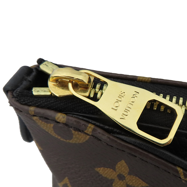 Louis Vuitton(루이비통) M64124 모노그램 캔버스 NOIR 컬러 팔라스 뷰티 케이스 겸 클러치 [대구황금점] 이미지4 - 고이비토 중고명품