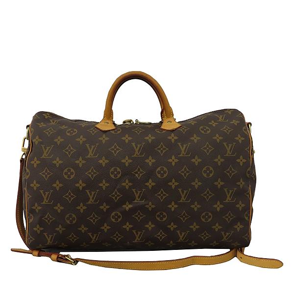 Louis Vuitton(루이비통) M40393 모노그램 캔버스 스피디 반둘리에 40 토트백 + 숄더스트랩 [대구황금점]