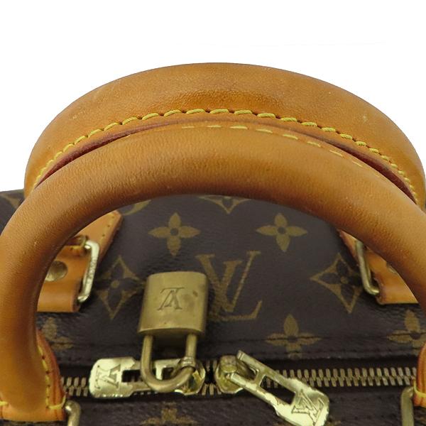 Louis Vuitton(루이비통) M40393 모노그램 캔버스 스피디 반둘리에 40 토트백 + 숄더스트랩 [대구황금점] 이미지3 - 고이비토 중고명품