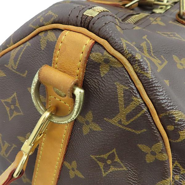 Louis Vuitton(루이비통) M40393 모노그램 캔버스 스피디 반둘리에 40 토트백 + 숄더스트랩 [대구황금점] 이미지5 - 고이비토 중고명품